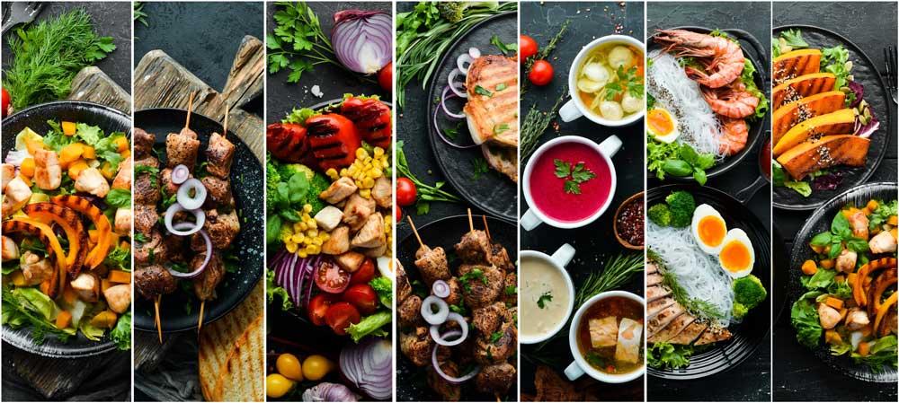 栄養士監修の食事トレーニング